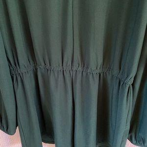 Nordstrom Shorts - Nordstrom Shorts Romper Green